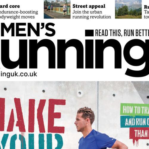 Men's Running - November 2017
